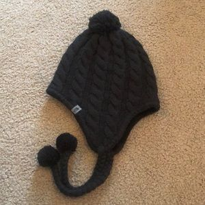 The North Face Accessories - North Face Knitted Fleece Winter Hat